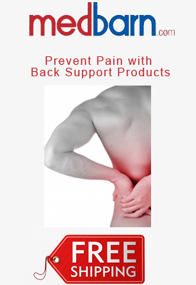 Back support products